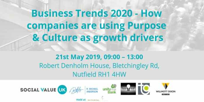 Business Trends 2020 Conference | R  Michael Anderson